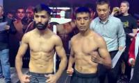 Muhammad Waseem to face former world champion Ganigan Lopez