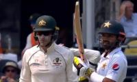 Pak vs Aus: Tim Paine plays with Mohammad Rizwan's concentration by telling him he 'smells nice'