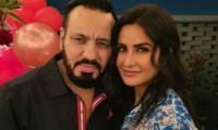 Katrina Kaif poses with Salman Khan's bodyguard, wins hearts on social media