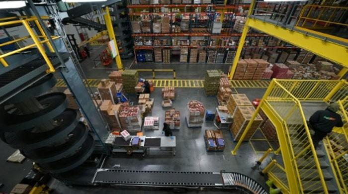 In New York, grocery deliveries go high-tech