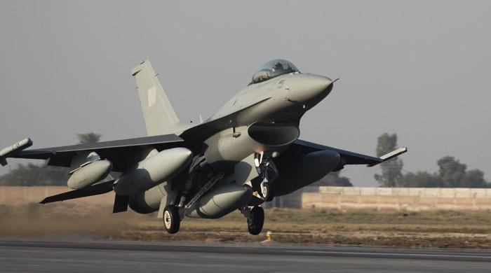 Pakistan Air Force conducts Hawk-Eye exercise