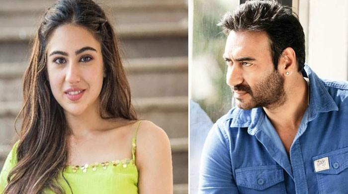 Sara Ali Khan to weave magic with Ajay Devgn in her next project?