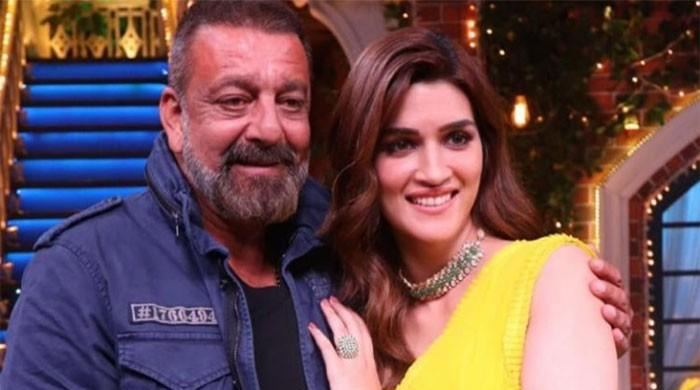 Sanjay Dutt ready to make Kriti Sanon his 309th girlfriend ...