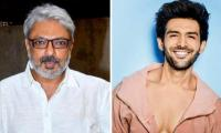 Kartik Aaryan is not working with Sanjay Leela Bhansali, production house unveils