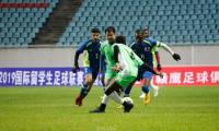 Pakistani students participate in Belt and Road Football League in China