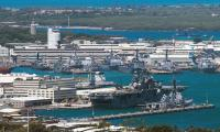 Multiple injured in shooting at Hawaii´s Pearl Harbor base