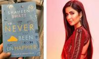 Katrina Kaif shows support to Alia Bhatt's sister Shaheen Bhatt after her latest book