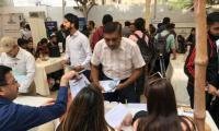 Karachi hosts job fair for persons with disabilities to make the market more inclusive