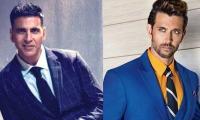 Hrithik Roshan praises Akshay Kumar as the Khiladi tops box office this year