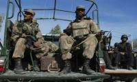 Two militants killed in N. Waziristan security operation, says ISPR