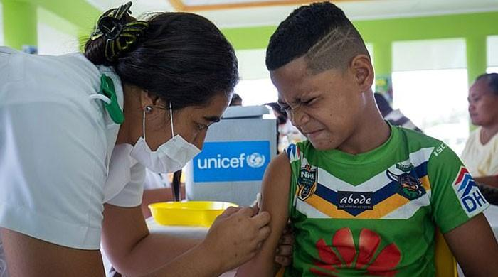 Measles killed more than 140,000 amid stagnating vaccine rates