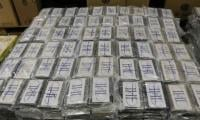 Poland seizes record cocaine haul worth half a billion dollars
