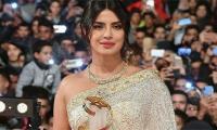 Priyanka Chopra stuns in sparkling saree at Marrakech Film Festival