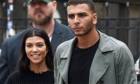 Kourtney Kardashian cosying up again to ex boyfriend Younes Bendjima?