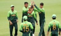 Pakistan squad named for ICC U-19 Cricket World Cup 2020