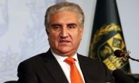 FM Qureshi hails Washington's decision to resume Afghan peace talks