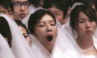 #NoMarriage women in South Korea vow to never wed, date or have children