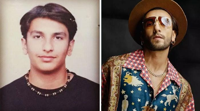 Ranveer Singh's blast from the past: Teenage photo of megastar goes viral