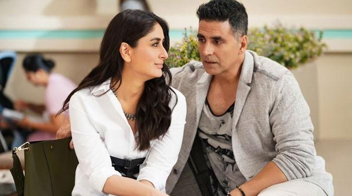 'Kareena Kapoor was so young, I would play with her, now she is my heroine': Akshay Kumar