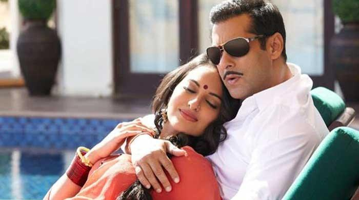 Sonakshi Sinha talks about equation with Salman Khan: 'Have learnt a lot from him'