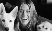 Jennifer Aniston says dogs are her real friends