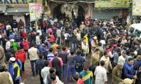 New Delhi factory blaze kills at least 30