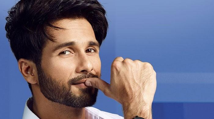 Shahid Kapoor cried four times after watching Telegu film 'Jersey'