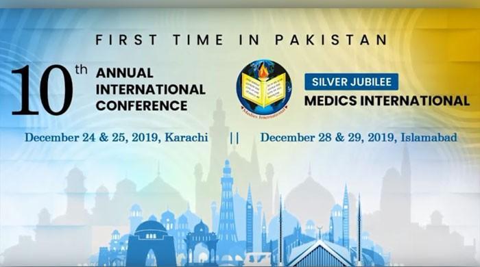Global Health Summit begins on Dec 24 in Karachi