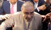 IHC special bench grants bail to former president Asif Ali Zardari