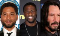 Jussie Smollett, Kevin Hart, Keanu Reeves, Rami Malek: This year's most Googled actors in US?