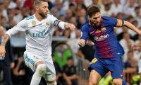 Barca and Madrid dealt with tough assignments ahead of El Clásico