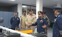 Army chief lauds PAF's successes during visit to Kamra aeronautical complex