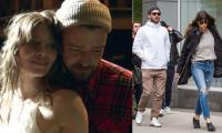 Jessica Biel graces the Internet again after Justin Timberlake's apology
