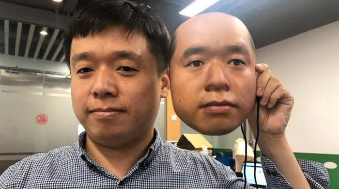 Printed masks can be used to fool facial recognition systems, say researchers