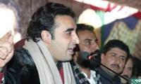 Opponents can't scare Benazir's son, says Bilawal