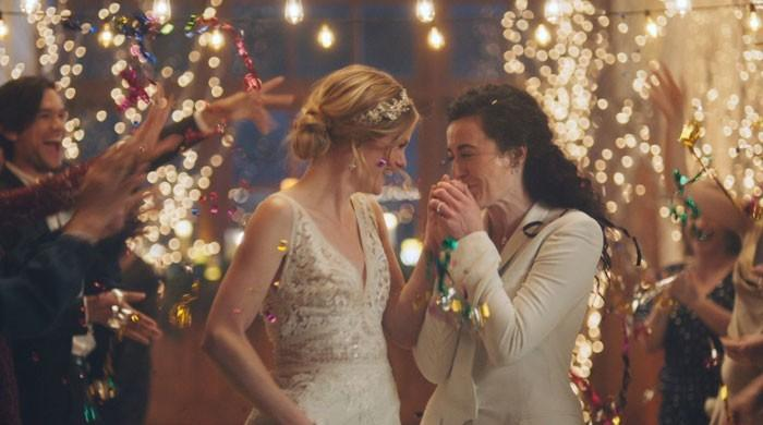 Hallmark Channel faces criticism, boycott calls over same-sex wedding ads