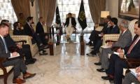 PM Imran discusses bilateral relations with US Senator Lindsey Graham
