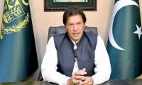 PM Imran reiterates pledge to root out terrorism