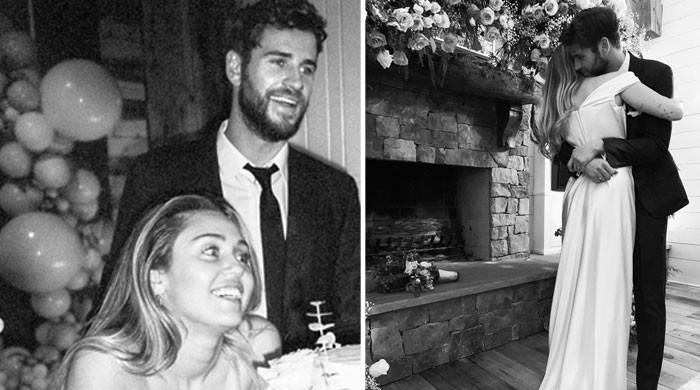 Miley Cyrus posts cryptic message on first anniversary with Liam Hemsworth - The News International