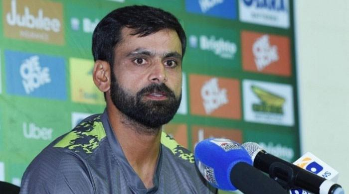Mohammad Hafeez banned from bowling in English domestic cricket over illegal action - The News International