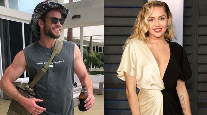 Liam Hemsworth gets in the spirit of festivities after settling divorce with Miley Cyrus - The News International