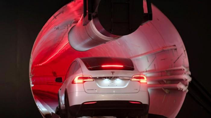 Musk says Boring Co's Las Vegas tunnel to 'hopefully' be operational next year