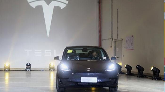 First batch of China-made cars delivered by Tesla