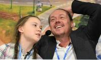 Greta´s father says activism makes her happy: interview