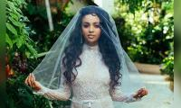 'Riverdale' star Vanessa Morgan's wedding pictures will blow you away