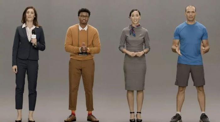 Samsung reveal AI powered 'artificial human'