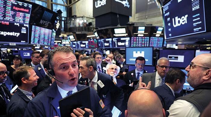 US stocks slump amid geopolitical uncertainty