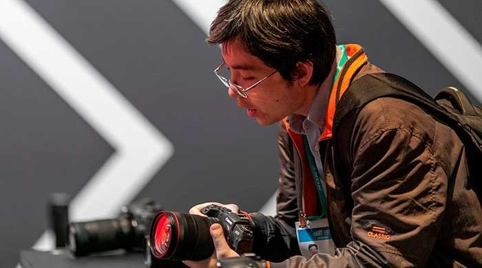 Chinese firms unfazed by trade war as Consumer Electronics Show sees large turnout