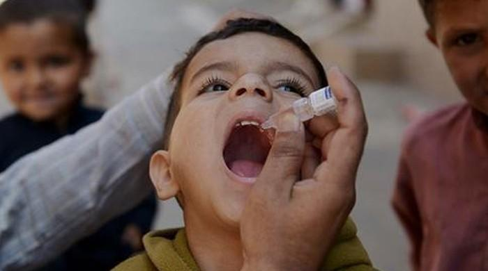 Six new polio cases surface in Pakistan
