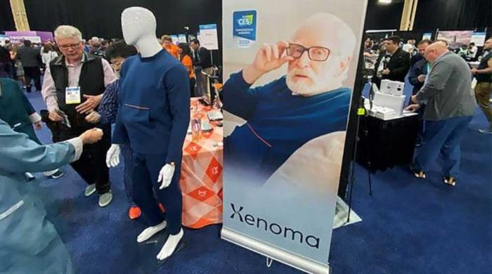 Consumer Electronics Show unveil tech range for elderly
